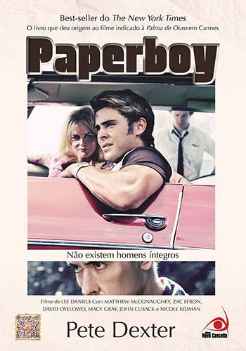 Capa Paperboy