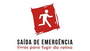 Logo Saida de Emergencia